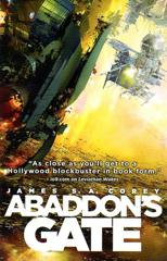 Cover of Abaddon's Gate.