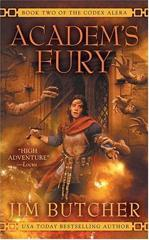Cover of Academ's Fury.