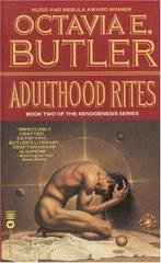 Cover of Adulthood Rites.