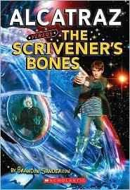 Cover of Alcatraz Versus the Scrivener's Bones.