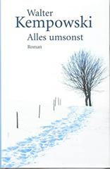 Cover of Alles umsonst.