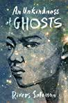 Cover of An Unkindness of Ghosts.