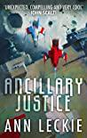 Cover of Ancillary Justice.