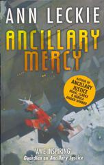 Cover of Ancillary Mercy.