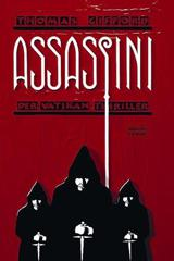 Cover of Assassin.