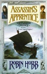 Cover of Assassin's Apprentice.