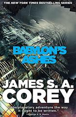 Cover of Babylon's Ashes.