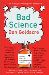 Cover of Bad Science.