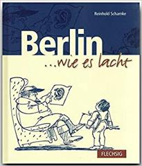 Cover of Berlin... wie es lacht.