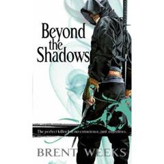 Cover of Beyond the Shadows.