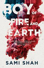 Cover of Boy of Fire and Earth.