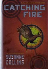 Cover of Catching Fire.
