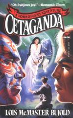 Cover of Cetaganda.