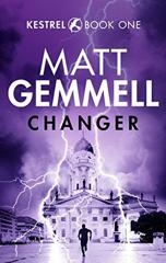 Cover of Changer.