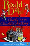 Cover of Charlie and the Chocolate Factory.