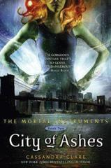 Cover of City of Ashes.