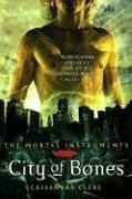 Cover of City of Bones.
