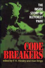 Cover of Codebreakers: The Inside Story of Bletchley Park.