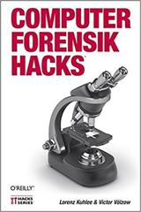 Cover of Computer-Forensik Hacks.
