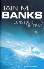 Cover of Consider Phlebas.