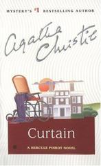 Cover of Curtain.