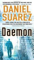 Cover of Daemon.