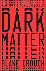 Cover of Dark Matter.