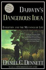 Cover of Darwin's Dangerous Idea: Evolution and the Meanings of Life.