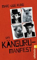 Cover of Das Känguru-Manifest.