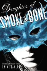 Cover of Daughter of Smoke & Bone.