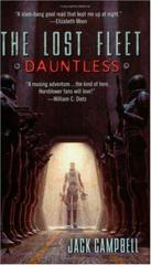 Cover of Dauntless.
