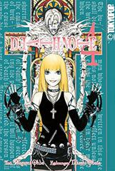 Cover of Death Note, Band 4: Liebe.
