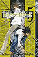 Cover of Death Note, Band 5: Blackout.