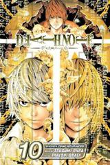 Cover of Death Note, Vol. 10: Deletion (Death Note, #10).