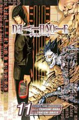Cover of Death Note, Vol. 11: Kindred Spirits (Death Note, #11).