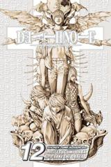 Cover of Death Note, Vol. 12: Finis (Death Note, #12).