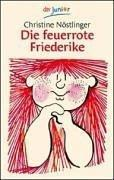 Cover of Die feuerrote Friederike.