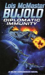 Cover of Diplomatic Immunity.