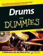 Cover of Drums For Dummies.