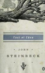 Cover of East of Eden.