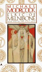 Cover of Elric of Melniboné.