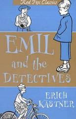 Cover of Emil and the Detectives.