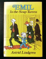 Cover of Emil in the Soup Tureen.