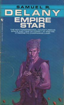 Cover of Empire Star.