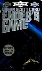 Cover of Ender's Game.