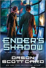 Cover of Ender's Shadow.