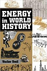 Cover of Energy and Civilization: A History.