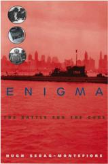 Cover of Enigma: The Battle for the Code.