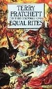 Cover of Equal Rites.