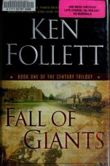 Cover of Fall of Giants.